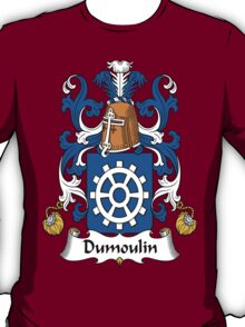Dumoulin Coat of Arms (French) T-Shirt