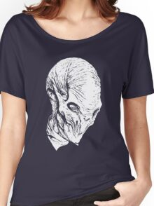 The Silence(whiteline)  Women's Relaxed Fit T-Shirt