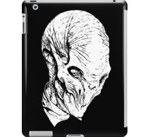 The Silence(whiteline)  iPad Case/Skin