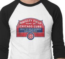 Cubs 2016 World Series Champions Men's Baseball ¾ T-Shirt