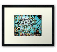 Atonement Framed Print