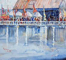 Harbour Festival by ArtPearl