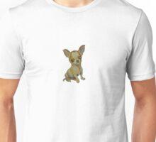 Mini the Chihuahua ~ Full color Unisex T-Shirt