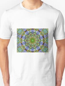 Jacaranda Rotunda Unisex T-Shirt