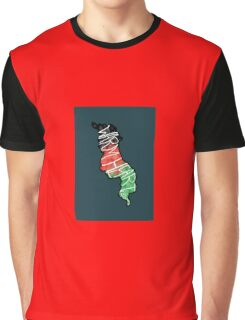 Warm Heart  Graphic T-Shirt