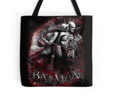 Batman & Catwoman Arkham City Tote Bag