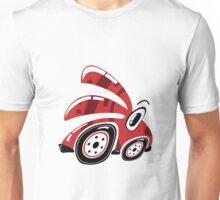 Car with eyes  Unisex T-Shirt