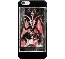 Devil - Sacrifice iPhone Case/Skin