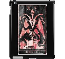 Devil - Sacrifice iPad Case/Skin