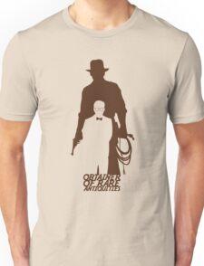 Obtainer of Rare Antiquities Unisex T-Shirt