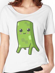 Cute Creeper Women's Relaxed Fit T-Shirt