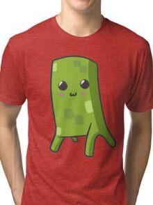 Cute Creeper Tri-blend T-Shirt