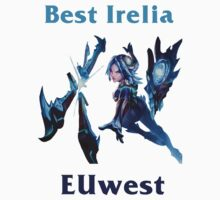 Best Irelia EUwest by TypoGRAPHIC