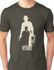 Obtainer of Rare Antiquities (light) Unisex T-Shirt