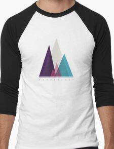 Wanderlust Men's Baseball ¾ T-Shirt