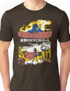 Attack on S. Street Unisex T-Shirt