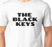 the black keys rock band cool guitar rocker t shirts Unisex T-Shirt