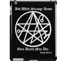 Necronomicon  iPad Case/Skin