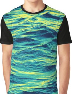 OVER THE OCEAN Graphic T-Shirt