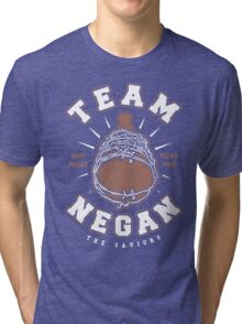 Team Negan Tri-blend T-Shirt