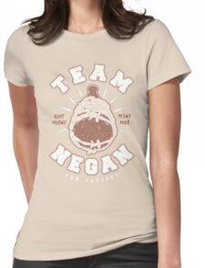 Team Negan Womens Fitted T-Shirt