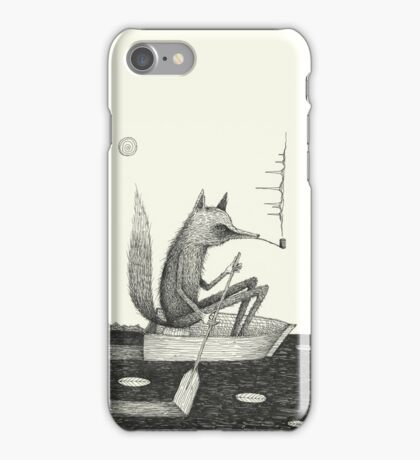 Across The Lake iPhone Case/Skin