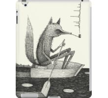 Across The Lake iPad Case/Skin