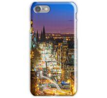 Princes Street View iPhone Case/Skin