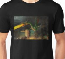 Dragon destructeur Unisex T-Shirt