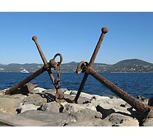 anchor...8000 visualizzaz. settember 2014  - FEATURED RB EXPLORE 28 FEBBRAIO 2012 ---- Photographic Print