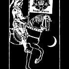 Death Tarot XIII Sticker by Imago-Mortis