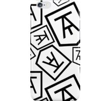 Twin Atlantic Logo | Fill iPhone Case/Skin