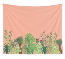 ECO-FEMMO IN THE CITY Wall Tapestry