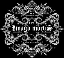 Imago Mortis Logo Sticker by Imago-Mortis