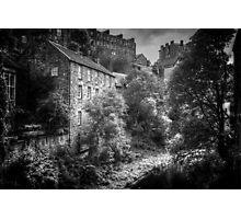 Dean Village Photographic Print
