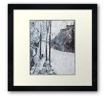 Compton Avenue Framed Print