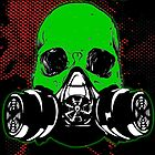 Toxic Culture Sticker by Imago-Mortis