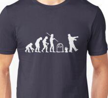 Zombie Evolution I Unisex T-Shirt