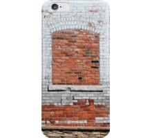 Worn Brick Wall 3 iPhone Case/Skin