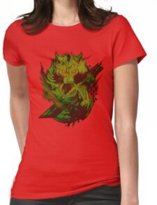 final fantasy color full  Womens Fitted T-Shirt