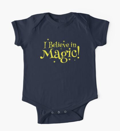 I believe in MAGIC One Piece - Short Sleeve