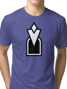 Skyrim Quest Marker Tri-blend T-Shirt