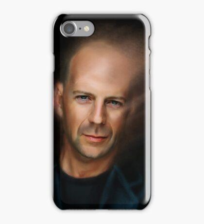 Bruce Willis iPhone Case/Skin