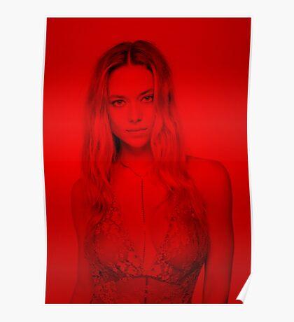 Hannah Ferguson - Celebrity - Zoom Poster