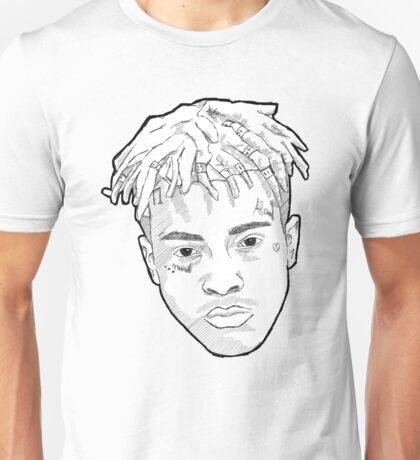 XXXTENTACION HEAD Unisex T-Shirt