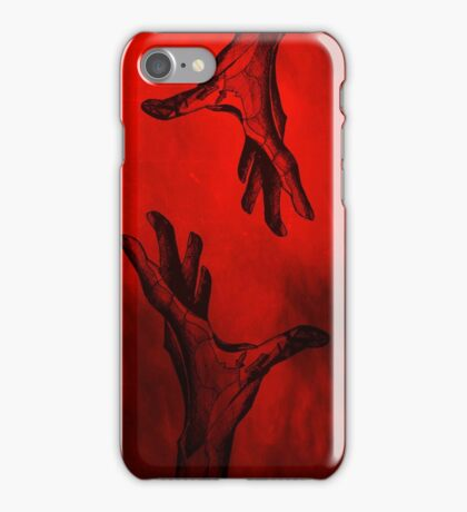 Let go iPhone Case/Skin