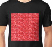 Christmas pattern Unisex T-Shirt