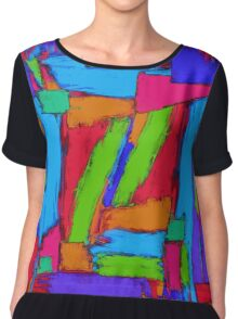 Sequential steps Chiffon Top