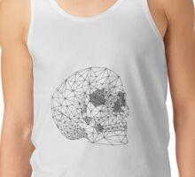 Geometry Skull Tank Top