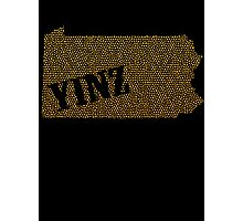 Yinz Speckled Photographic Print